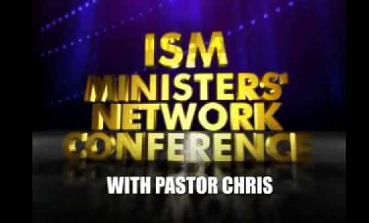 International School of Ministry Minister's Network Conference