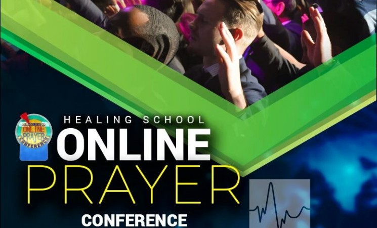Be a Part of the Destiny Altering Healing School Online Prayer Conference 2019